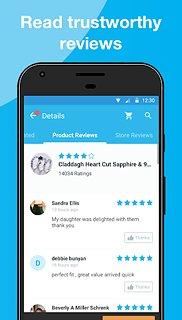 Wish - The secret to affordable shopping - snímek obrazovky
