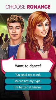 Choices: Stories You Play - snímek obrazovky