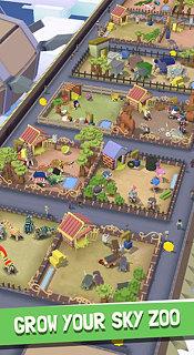 Rodeo Stampede: Sky Zoo Safari - snímek obrazovky