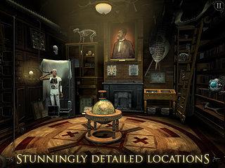 The Room: Old Sins - snímek obrazovky