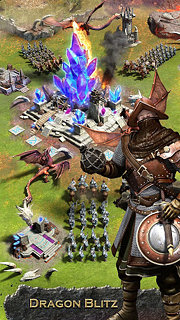 Clash of Kings - snímek obrazovky
