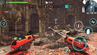 Deadheads - snímek obrazovky