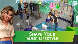 The Sims™ Mobile - snímek obrazovky