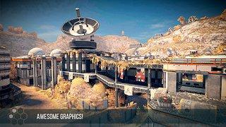 INFINITY OPS: Sci-Fi FPS - snímek obrazovky