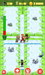 Demon Fighter - snímek obrazovky