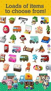 Animal Crossing: Pocket Camp - snímek obrazovky