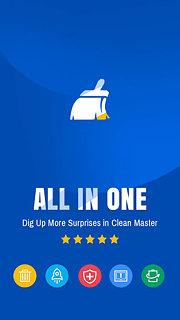 Clean Master (Boost&Antivirus) - snímek obrazovky
