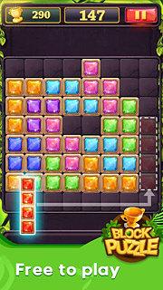 Block Puzzle Jewel - snímek obrazovky
