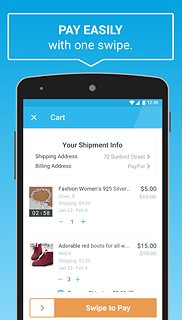 Wish - Shop smart. Spend less! - snímek obrazovky