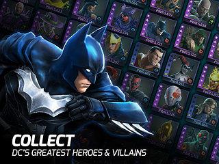 DC Legends - snímek obrazovky