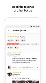 Joom – Better Shopping Every Day - snímek obrazovky