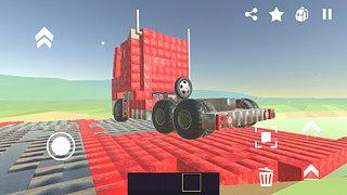 Evertech Sandbox - snímek obrazovky
