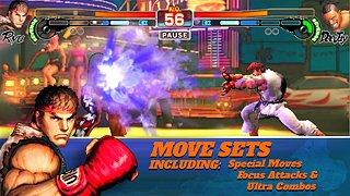 Street Fighter IV Champion Edition - snímek obrazovky