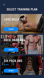 6 Pack Abs in 30 Days - Abs Workout - snímek obrazovky