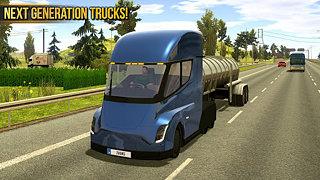 Truck Simulator 2018 : Europe - snímek obrazovky