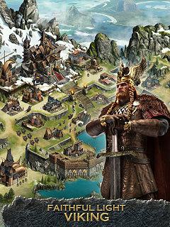 Clash of Kings : The King Of Fighters version - snímek obrazovky