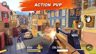 Guns of Boom - Online Shooter - snímek obrazovky