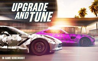 CSR Racing 2 - snímek obrazovky