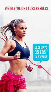 Running for Weight Loss - snímek obrazovky