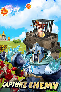 Lords Mobile: War Kingdom - Strategy RPG Battle - snímek obrazovky