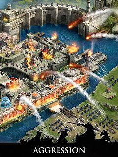 Clash of Kings – CoK - snímek obrazovky