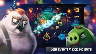 Angry Birds Evolution - snímek obrazovky