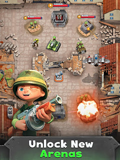 War Heroes: Fun Action for Free - snímek obrazovky