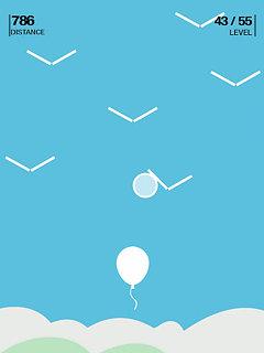 Rise Up - snímek obrazovky