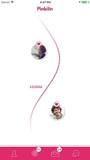 Pinkilin - snímek obrazovky
