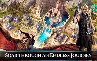 Final Fantasy XV: A New Empire - snímek obrazovky
