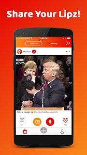 MadLipz - snímek obrazovky