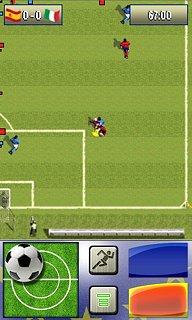 CR7 Football 2016 - snímek obrazovky