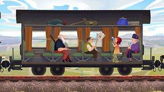Old Man's Journey - snímek obrazovky