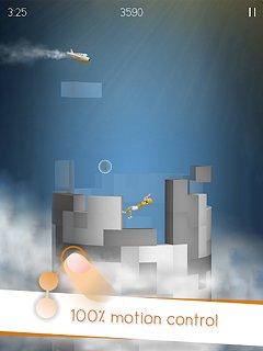 Tetrun: Parkour Mania - snímek obrazovky