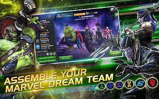 MARVEL Contest of Champions - snímek obrazovky