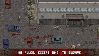 Mini DAYZ - Survival Game - snímek obrazovky