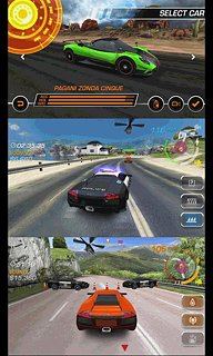 Need for Speed™ Hot Pursuit - snímek obrazovky