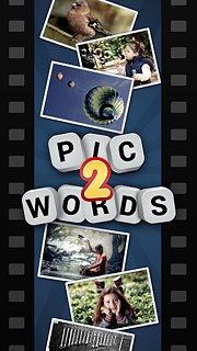 PicWords 2 - snímek obrazovky