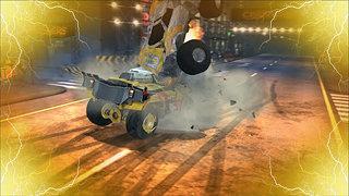 Carmageddon:Crashers Cars Destruction Drag Racing - snímek obrazovky