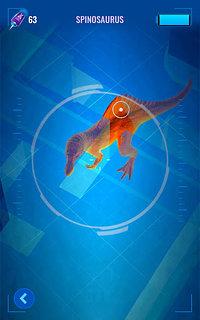 Jurassic World™ Alive - snímek obrazovky
