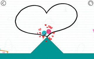 Love Balls - snímek obrazovky