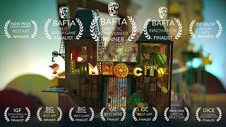 Lumino City - snímek obrazovky