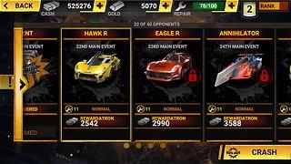 Carmageddon: Crashers - snímek obrazovky