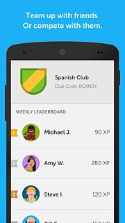 Duolingo: Learn Languages Free - snímek obrazovky