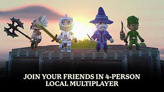 Portal Knights - snímek obrazovky