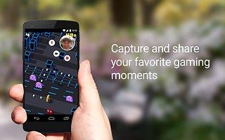 Google Play Games - snímek obrazovky