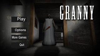 Granny - snímek obrazovky
