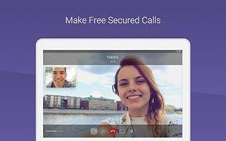 Viber Messenger - snímek obrazovky
