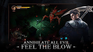 Blade Reborn beta - snímek obrazovky