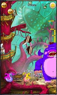 Candy Bash - snímek obrazovky